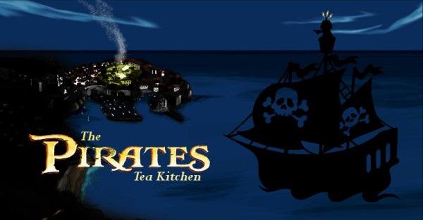 The Pirates Tea Kitchen
