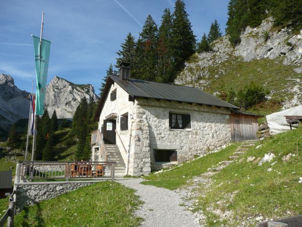 Willi Merkl Hütte