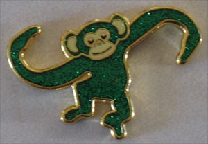 Monkey Business Green