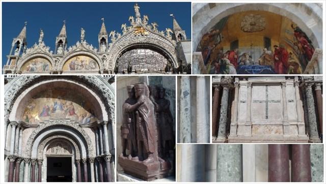 Gc6ph76 Marmo A Basilica Di San Marco D Leslie A 68