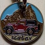 scates