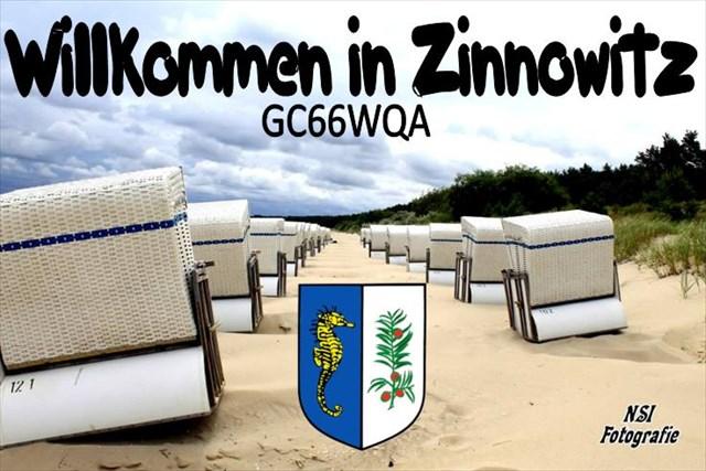 Willkommen in Zinnowitz  - Usedom
