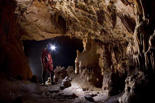 The Jezerina Cave
