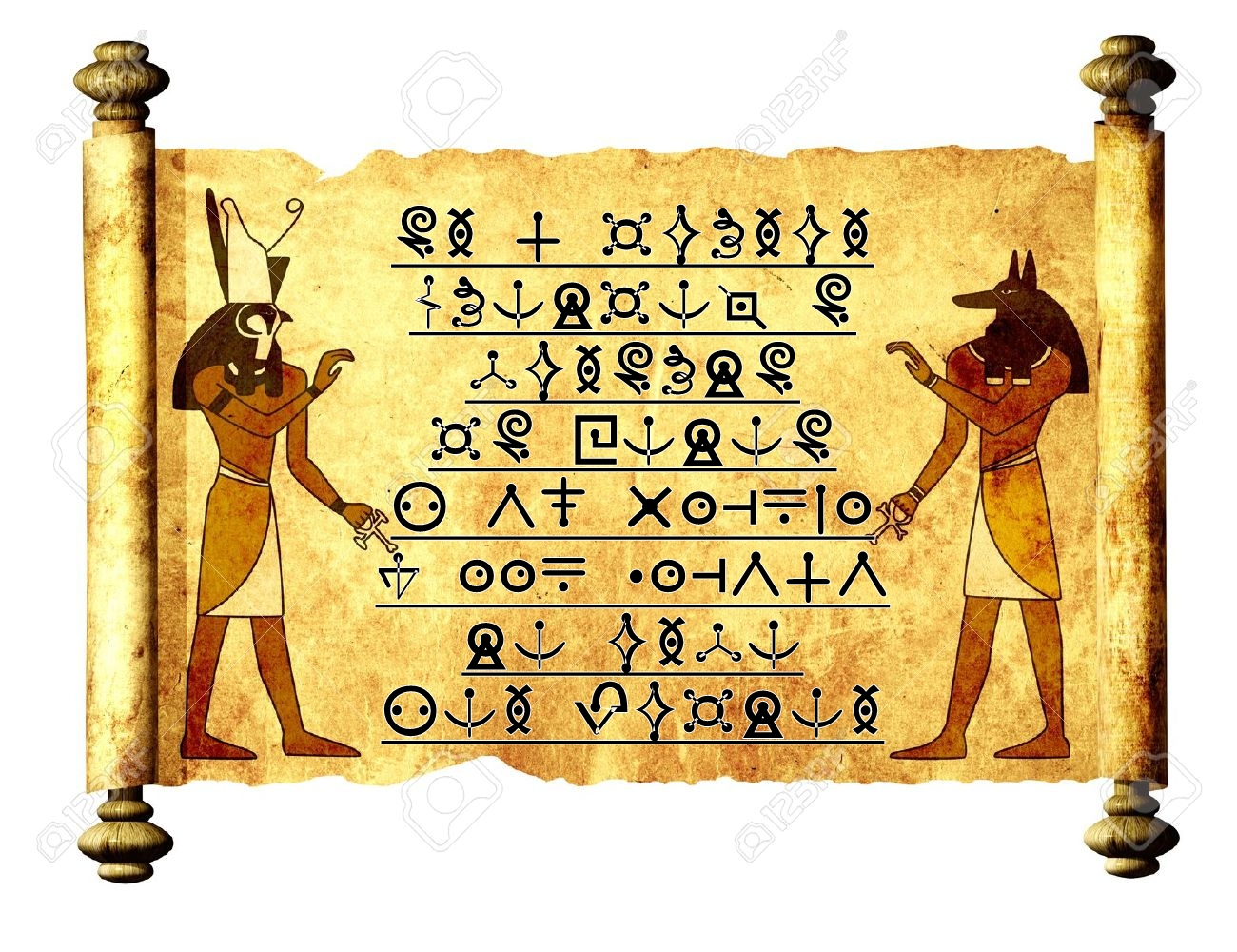 8948560-Background-with-Egyptian-gods-images-Anubis-and-Horus-Stock-Photo.jpg