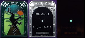 Project A.P.E. - Mission #9 Tunnel of Light