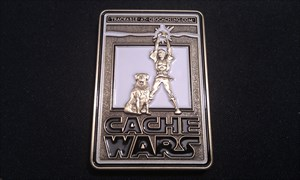 Cache Wars front