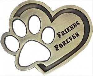Friends-Forever - Antik Bronze