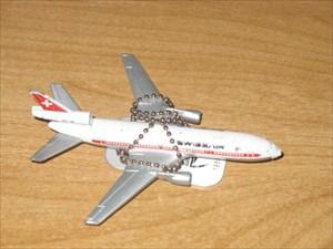 Aidan's Airplane Travel Bug