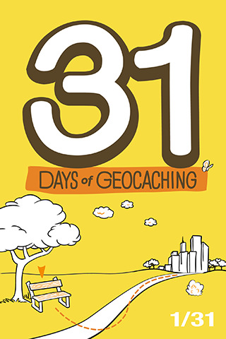 31 Days of Geocaching 01 of 31