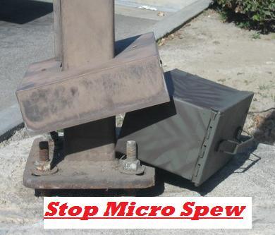Stop micro spew