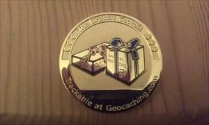 Meine Geburtstags-Coin