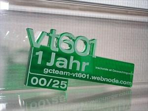 vt601 JubiToken 1 Jahr auf webnode