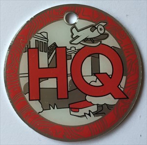 LordT's Tag Geocaching HQ Red