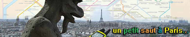 Un petit saut à Paris