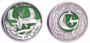 October 2006 GCC Geocoin