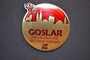 Goslar  Kaiserstadt und Weltkulturerbe