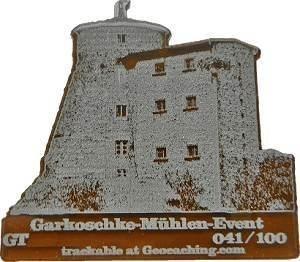 Garkosche Mühle GeoToken