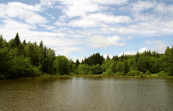 Číhanský rybník