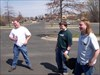 JT, KC0GRN, and s4xton after picking up trash. log image