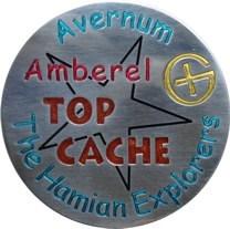 Avernum Amberel Top Cache Coin