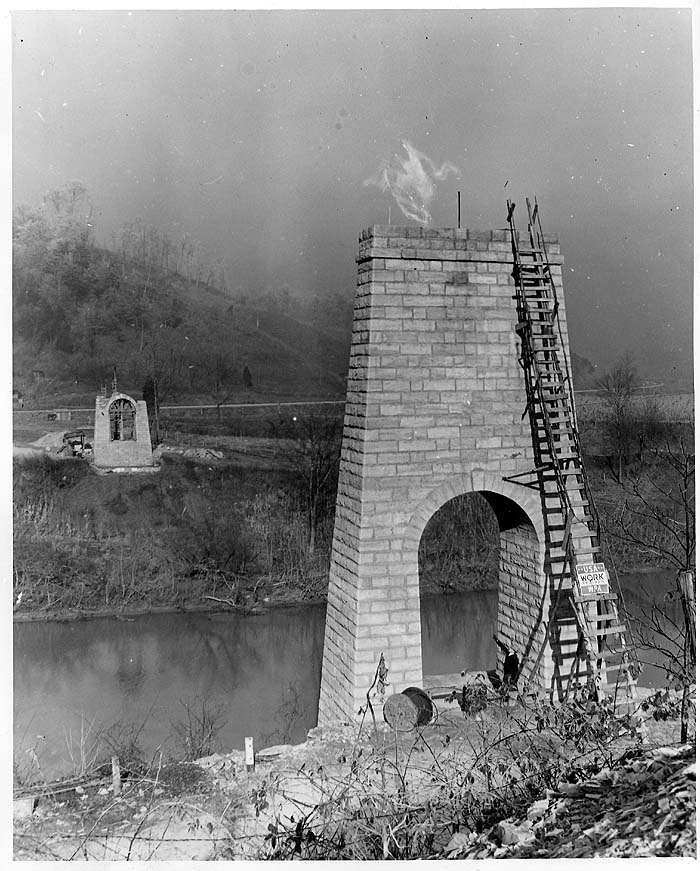 GCNTY8 Pauley Bridge (Traditional Cache) in Kentucky, United States ...