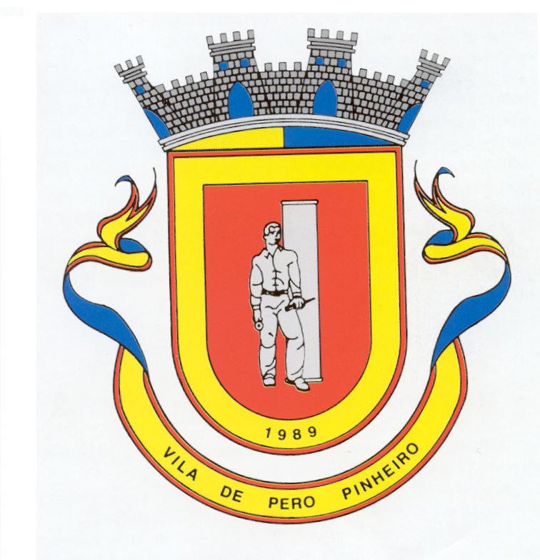 Brazão da Freguesia de Pêro Pinheiro