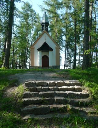 Kaple sv. Antonina