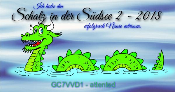Schatz in der Südsee 2 - GC7VVD1