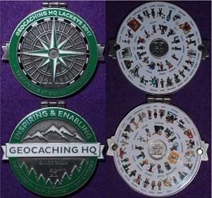 Geocaching HQ Lackey 2017