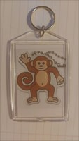 Bonobo the Monkey mk3 - Re-issued 7 October 2020