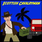 Scottish Cavalryman