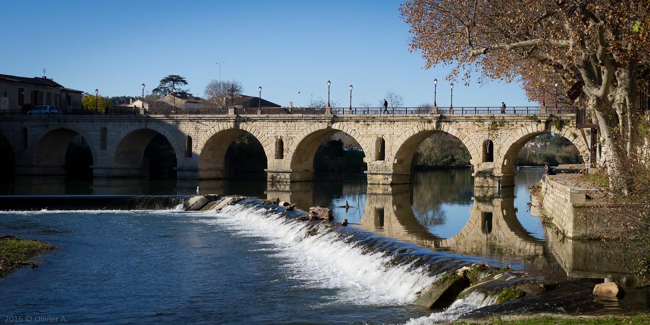 Le Pont Tibère