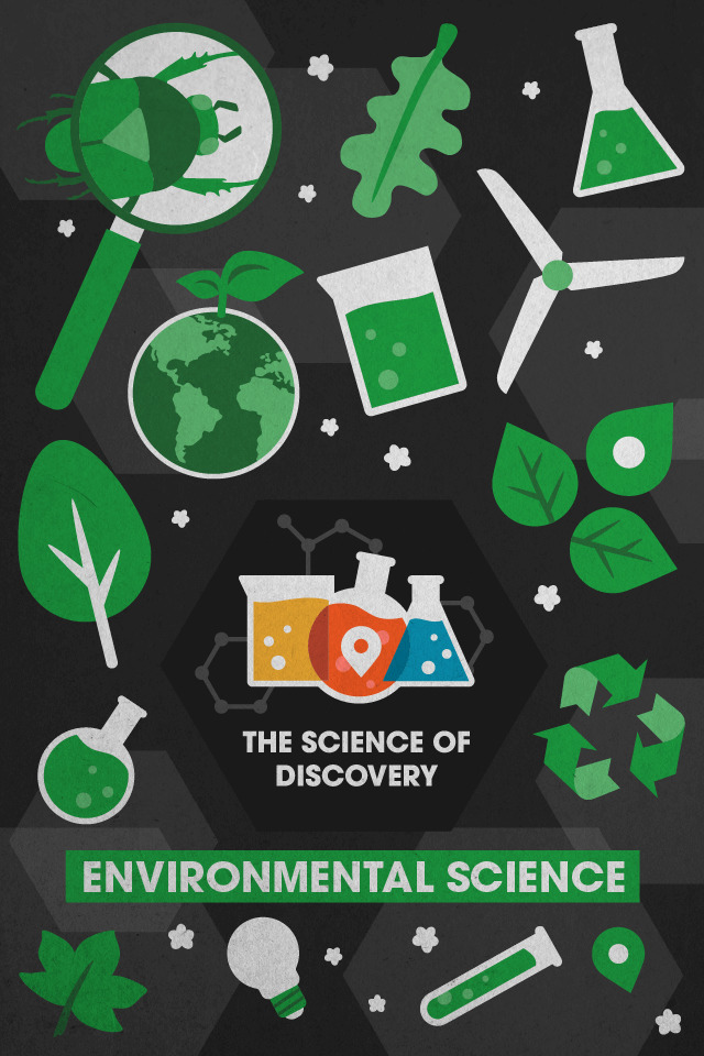 The Science of Discovery: Environmental science