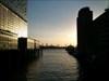 Abends in der Hafencity...