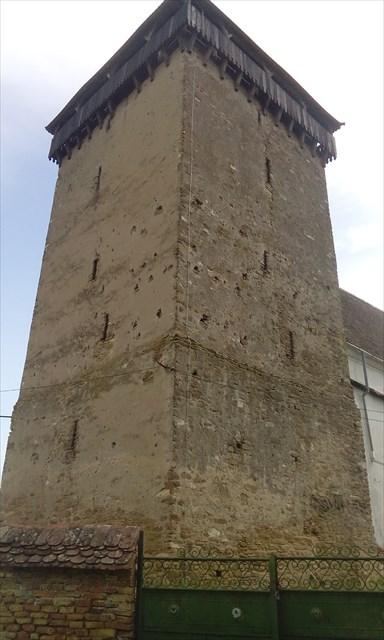 Biserica fortificata Netus