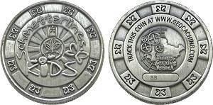 SchmetterlingsKIDS-Coin