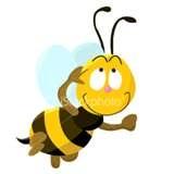 BeBe the mascot bee