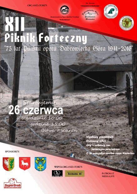 XII Piknik Forteczny