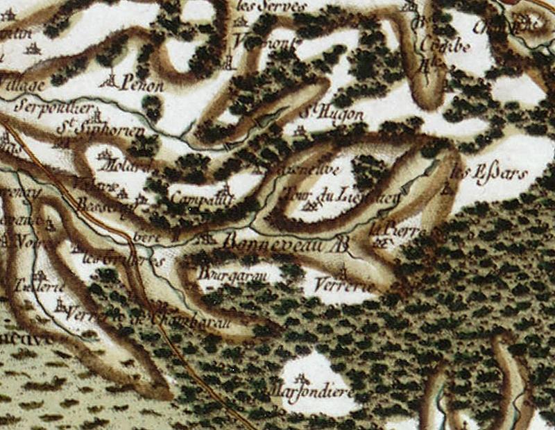 Carte de Casini