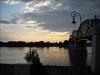 Dunaj, bridge log image
