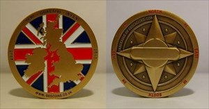 UK Geocoin