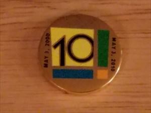 10 year micro coin