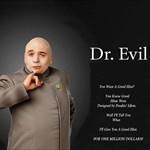 Dr.Evil!