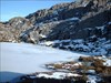 And finally: frozen Lagoa Escura...