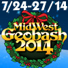 Midwest Geobash 2014 - 10th Year!