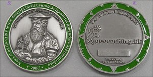 Front and back of the coin