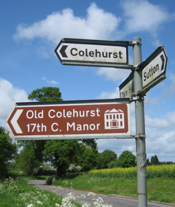 Old Colehurst Manor