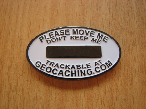 NL Geocoin - back