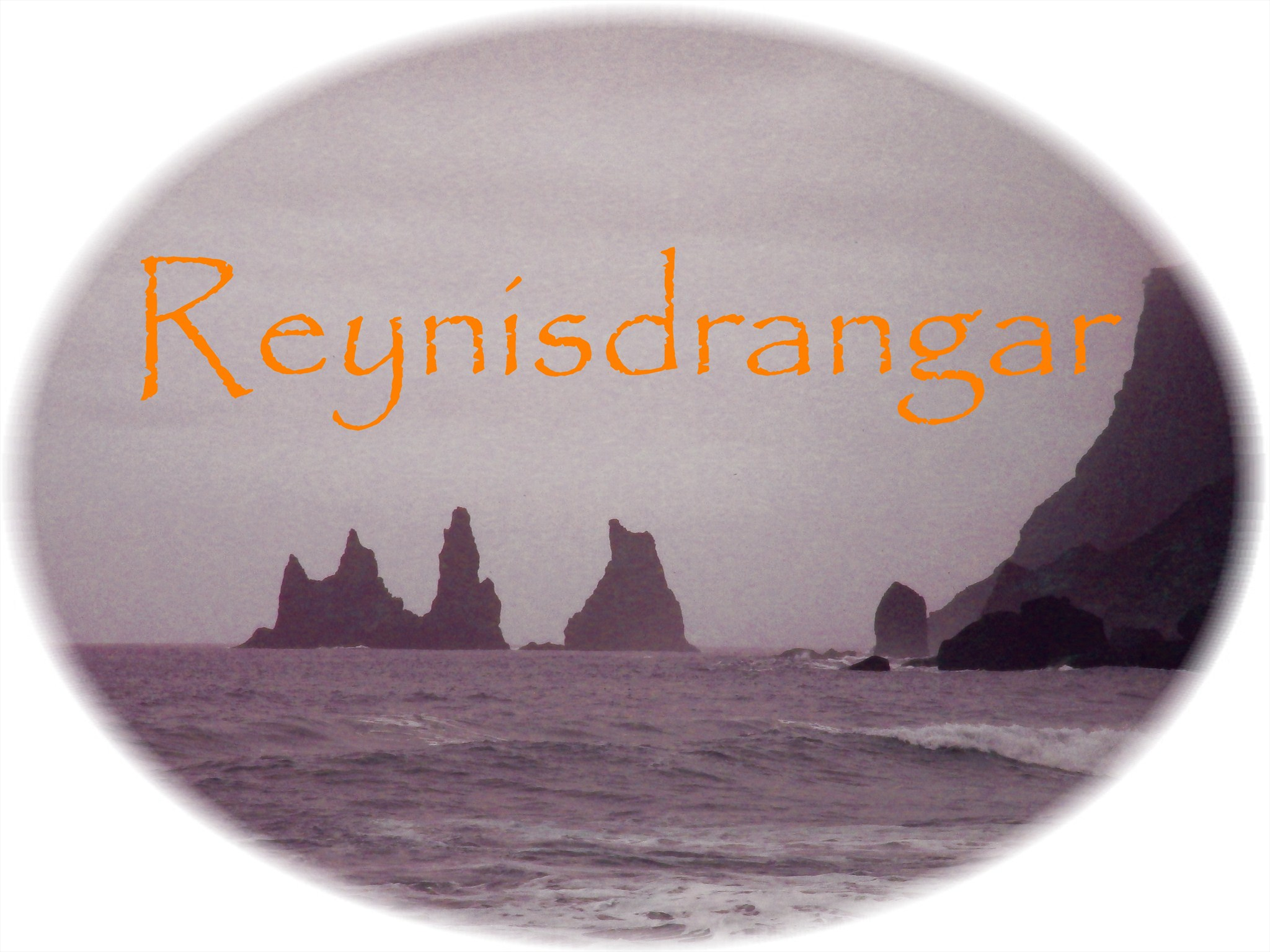 GC4E2NA Reynisdrangar (Earthcache) in Iceland created by ergodragonegg