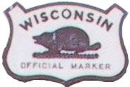 Wisconsin Historical Marker Logo